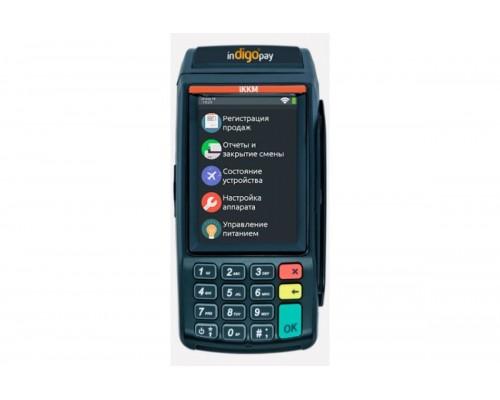 IKKM-touch-KZ с поддержкой ОФД (WiFi) и Банковский терминал
