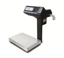 Весы с печатью этикеток Масса-К МК-15.2-R2P10