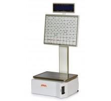 Весы с печатью этикеток АТОЛ LS5X Самообслуживание
