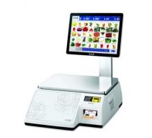 Весы с печатью этикеток CL7000-S2